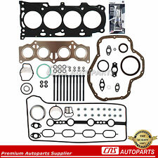REF# HS26323PT HS26232PT 02-06 2.4L TOYOTA SCION FULL GASKET SET HEAD BOLT 2AZFE