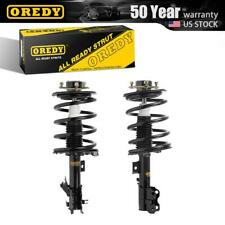 OREDY Complete Front Set Strut & Coil Spring Assembly for Nissan Altima 2002-06