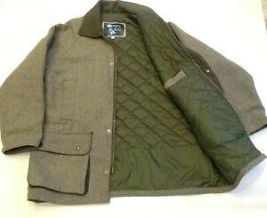 Blue Riband Country Clothing Fishing Shooting Tweed Jacket Size Medium / 40