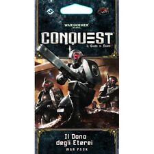 Warhammer 40000 40K Conquête, War Pack: le don de Ethereal, Neuf