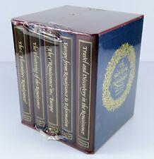 FOLIO SOCIETY The Story of the Renaissance 5 Volume Box Set Hardcover NEW