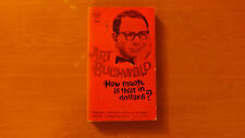 Art Buchwald - How Much is That in Dollars?  1st Crest Printing 1962