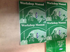 2008 Ford F250 F350 F450 F550 TRUCK Service Shop Repair Manual Set W EWD WIRING