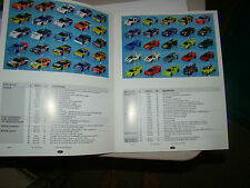 Tyco HO Scale Slot Car the Mattel Years 1997-2003 Collectors Booklet