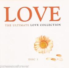 V/A - Love: The Ultimate Love Collection Volume 3 (UK 18 Tk CD Album)
