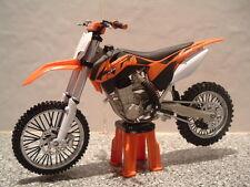 1:12 2013 KTM 450SXF 450 SXF SX-F MOTOCROSS ENDURO MODEL SUPERB DETAIL JUST IN!!