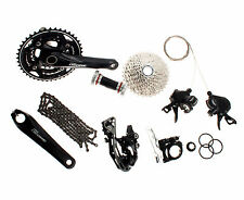 SHIMANO Deore M610 MTB Groupset Group Set 10 speeds 7pcs
