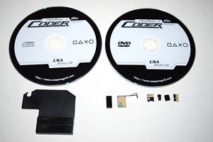 SwapMagic 3 Coder Plus V3.8 CD & DVD Slide Tools & Slim Tool for Playstation 2 P