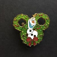 Happy Holidays 2014 Wreath Collection - Mystery Set Olaf ONLY Disney Pin 106310