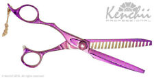 New Pink Keppl Poodle Left handed 18-tooth Blender shear
