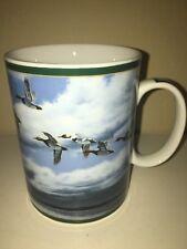 Ducks of North America Collector Mugs The Danbury Mint Breaking Skies