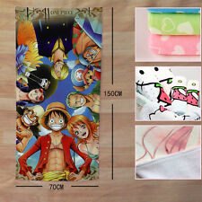 Neu ONE PIECE Anime Manga Badetuch Strandtuch Handtuch Bath Towel 150x70CM 005