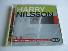 HARRY NILSSON LIFE LINE THE SONGS OF NILSSON 1967-1971 CD PROMO ONLY 24TRACKNEW