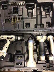 PowerPac Plus Drill Kit