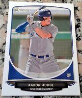 AARON JUDGE 2013 Bowman Baseball Rookie Card RC New York Yankees $ HOT $ 50 HRs
