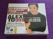 Alex To ( 杜德偉 ) ~ 99情人杜德偉 ( Taiwan Press ) Cd