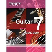 Guitar Exam Pieces Grade 7 2016-2019 by Trinity College London (Paperback, 2015)