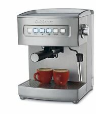 NEW Espresso Machine Bar Automatic Pump Cappuccino And Coffee Maker Stainless