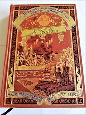 Jules Verne - 20000 Meilen unter den Meeren - Prachtausgabe - Hartleben