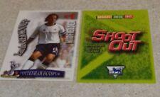 Disparar Fuera Tarjeta 2003/04 (03/04) - Green Back-Tottenham-Jamie record for Spain
