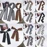 les cravates ruban foulard petite écharpe en soie bande de cheveux cravate fr fr