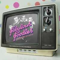 Fabulous Poodles - Mirror Stars The Complete Pye NEW CD