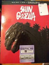 New ListingShin Godzilla (Blu-ray + Dvd + Digital copy) w/ sleeve
