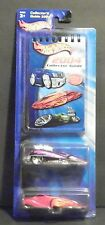 2004 HOT WHEELS COLLECTOR GUIDE & 2 CARS B4560!!!! ~ MIP  2 COOL & OOZ COUPE