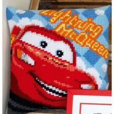Kreuzstichkissen Stickpackung Kinder mit Garn 40x40 cm KKPN0014609
