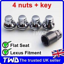 00-06 Locking Wheel Nuts 12x1.5 Bolts Tapered for Lexus LS 430 Mk3