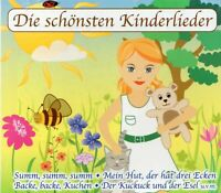 Die Schonsten Kinderlieder (2 x CD Box Set) New & Sealed