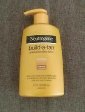 Neutrogena Build a Tan Gradual Sunless Tanning Lotion 6.7 OZ NEW