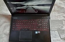 Used MSI GE62 6QF Apache PRO with many customizations