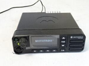 MOTOROLA MOTOTRBO DGM 5550e VHF Color Display,  GPS,  LAM28JNN9RA1AN