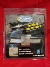CHEVY GRILL FRONT LUMI LOGO EMBLEM BADGE LIGHT UP GLO NEW CL230 94-98 C/K TAHOE