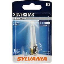Sylvania Silverstar H3ST Headlight Bulb - Single