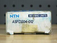 NTN ASFD204-012 Bolt Flange Bearing Unit