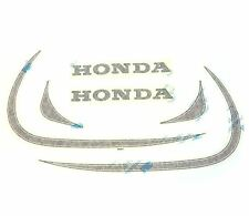 Gas Fuel Tank Decals ✰ 1972 Honda XL250 72 XL 250 ✰ High Quality Decal Set ✰