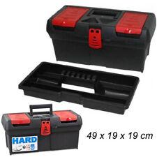 Cassetta porta utensili attrezzi minuterie plastica vuota 1400 fai da te lavoro