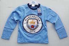brand new Manchester City long sleeve Pyjamas - age 4-5 years - man city BNIP