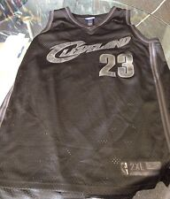 CLEVELAND CAVALIERS EXCLUSIVE EDITION LEBRON JAMES BASKET BALL JERSEY XXL
