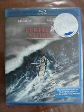 THE PERFECT STORM BLU RAY BRAND NEW GEORGE CLOONEY MARK WAHLBERG