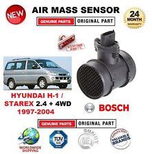 FOR HYUNDAI H-1 STAREX 2.4 + 4WD 1997-2004 AIR MASS SENSOR with HOUSING 5 PIN