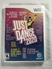 Ubisoft Just Dance 2020 For Nintendo Wii - FACTORY SEALED - FAST SHIPPING
