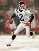 CFL 1996 Grey Cup Argos QB Doug Flutie In Action Color 8 X 10 Photo Picture