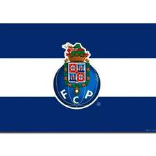 FC Porto Portugal Set - Classic Giant Size Flag + Acrylic Scarf