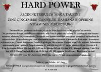 Afrodisiaco Uomo 30 Pillole Stimolante Hard Power Consegna Discreti 48h