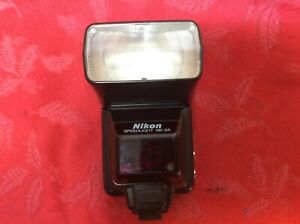 Nikon Speedlight SB-24 Shoe Mount Flash for  Nikon - Tested