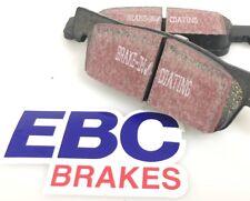 EBC Greenstuff Sportbremsbeläge Vorderachse DP22146 für Smart ForFour