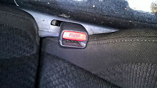LEXUS IS200,IS300 SEAT BELT BUCKLE,FRONT OR REAR,LEFT OR RIGHT,BLACK